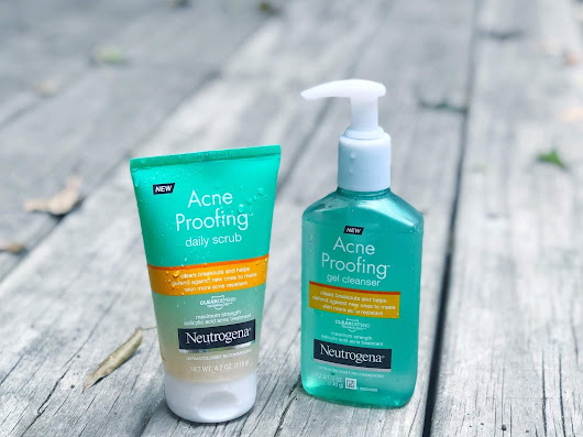 Acne Proofing™ with NeutrogenaⓇ - A Paper Arrow