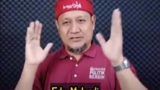 Edy Mulyadi Endus Operasi Intelijen untuk Meng-covidkan HRS