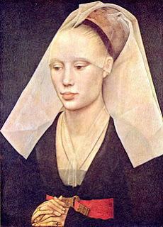 Rogier Van der Weyden : dame