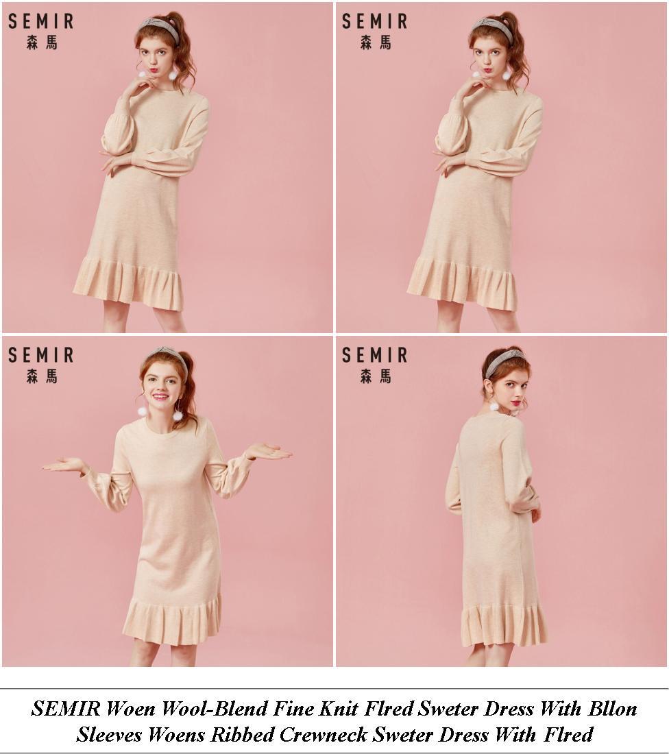 Fashion Dresses Spring Summer - Designer Dresses On Sale Online - Night Dress Long
