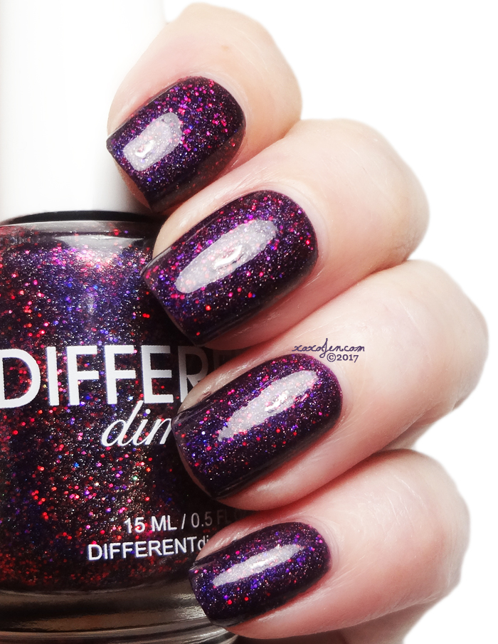 xoxoJen's swatch of Different Dimension: Amore