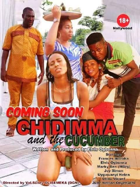 "Miss Anambra 2015: Nollywood release movie titled ""Chidinma and the Cucumber"""