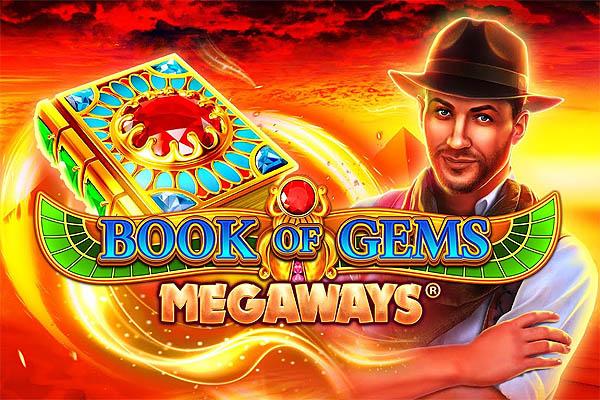 Main Gratis Slot Fantasy Book of Gems Megaways Skywind Group