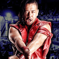 Update on Shinzuke Nakamura, WWE Files Trademark For Dr. Shelby Character