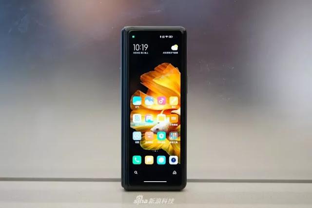Baterai Super Besar Xiaomi Mix Fold