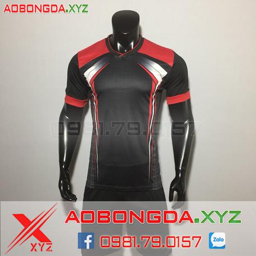 Áo Không Logo Mã XYZ-33 2020 Màu Đen