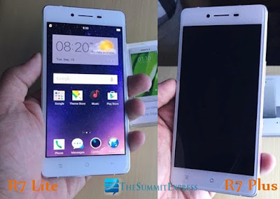 OPPO R7 Series hands-on
