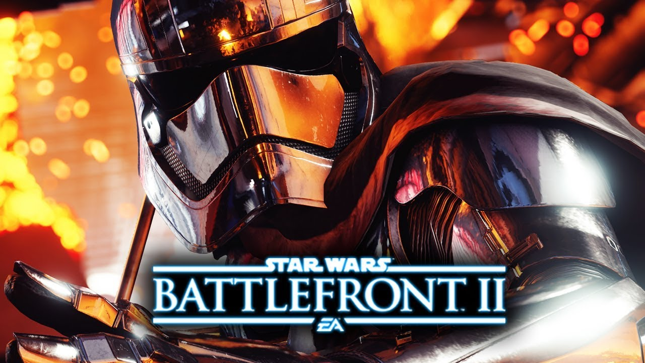Captain Phasma in Star Wars Battlefront 2: best cards and tips