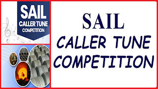 SAIL Caller Tune Competition