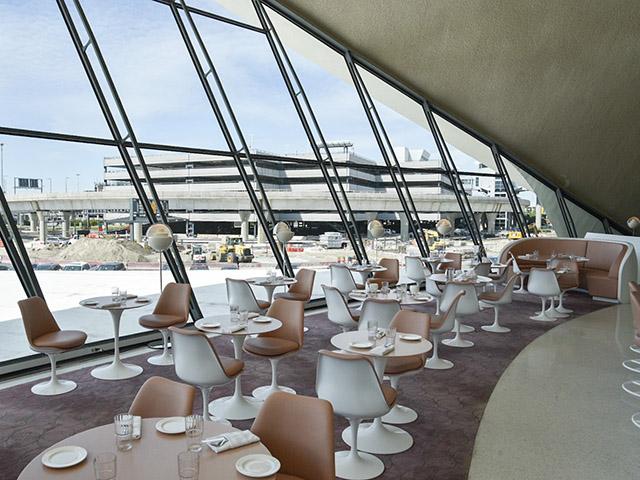 TWA Hotel JFK Restaurant