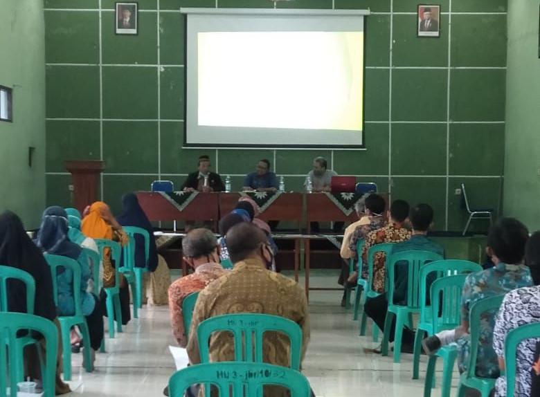 Pembinaan,  Guru SMAM Harus Memahami 4 Jatidiri Muhammadiyah