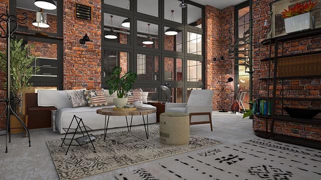 loft tasarım ve stil
