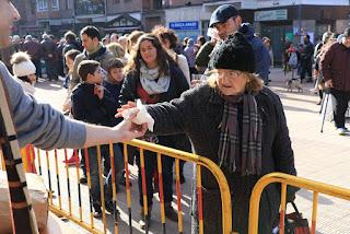 Mercado de segunda mano y trueque de las fiestas de San Vicente