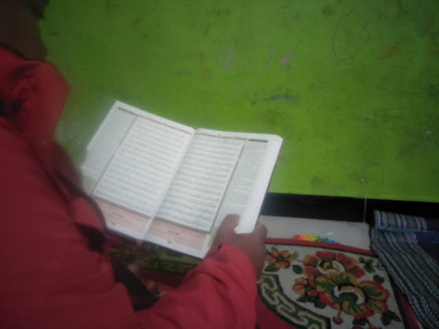 Manfaat Bagi Yang Baca Al-Quran Di Rumah (Tempat Tinggal)-NYA