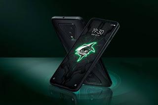 kapasitas baterai xiaomi Black Shark 3S
