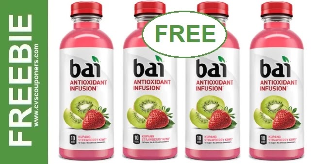 FREE Bai Drink Deals, now thru 7/23/21