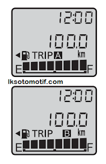 trip meter pada mobi