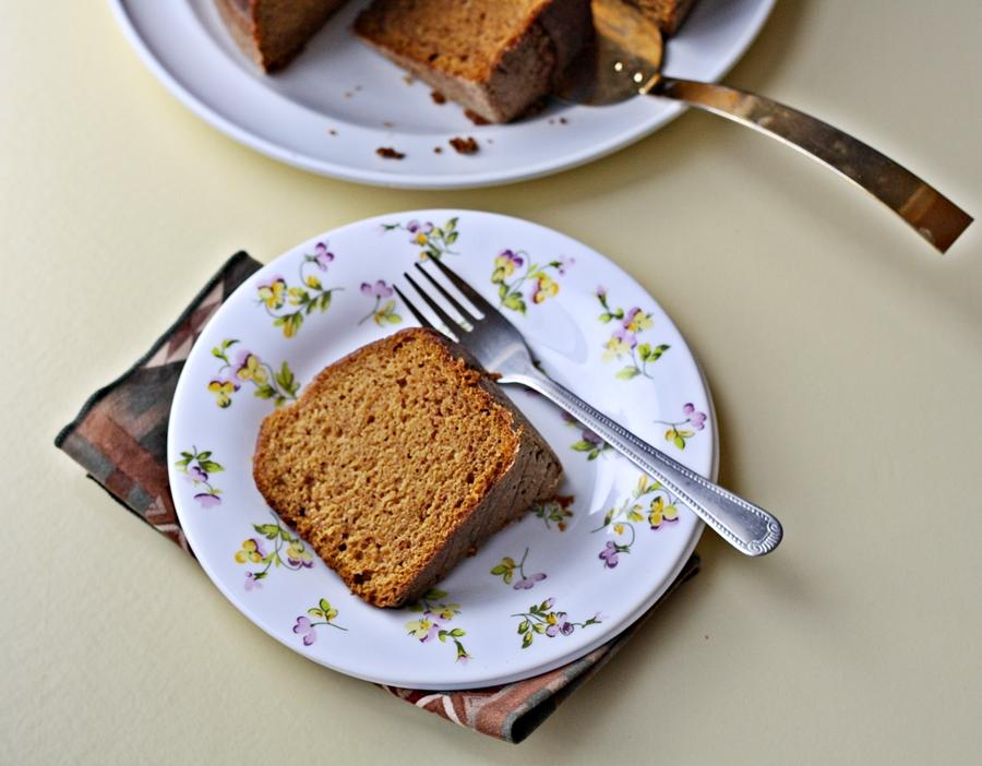 Low Fat Pumpkin Spice Cake 27