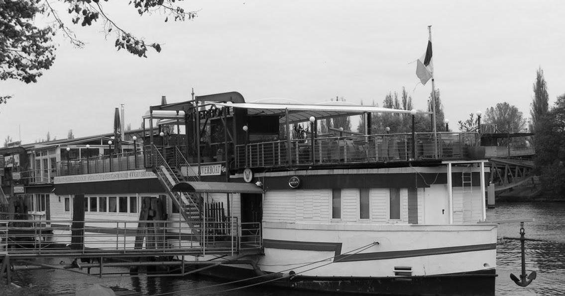 Riverboat Lübeck