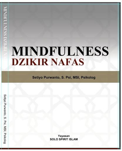 Cover Buku Mindfulness Dzikir Nafas