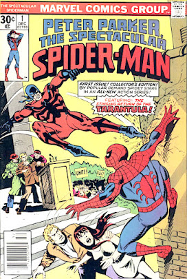 Peter Parker the Spectacular Spider-Man #1, the Tarantula