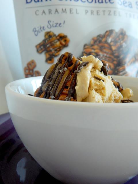 Snappers Dark Chocolate Sea Salt Minis + Giveaway (sweetandsavoryfood.com)