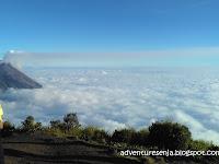 Pendakian Gunung Merbabu via Selo (View nya Subhanallah)