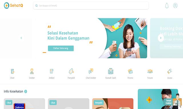 SehatQ: Aplikasi Booking Dokter Online Terpercaya