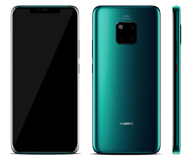 Huawei Mate 20 Pro 6.39 inches 8GB RAM Triple Camera