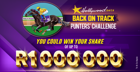 Hollywoodbets Back On Track – Punters Challenge