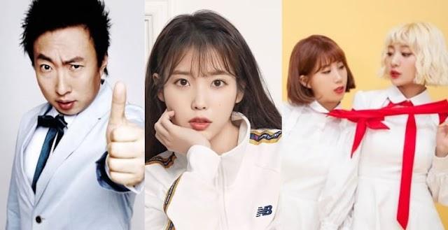 Park Myung Soo quiere colaborar con IU y Bolbbalgan4