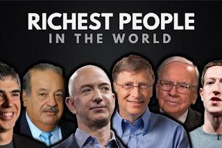 The World Richest People (Billionaires) 2018