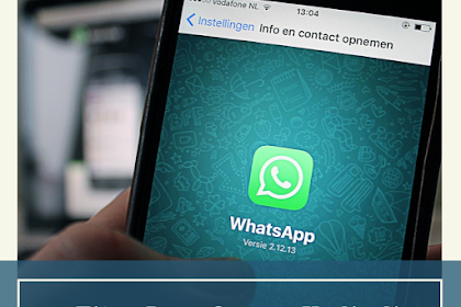 5 Fitur Baru Segera Hadir di WhatsApp