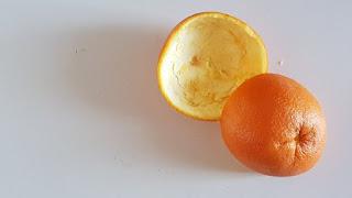 Orange peel: Home remedy for skin whitening