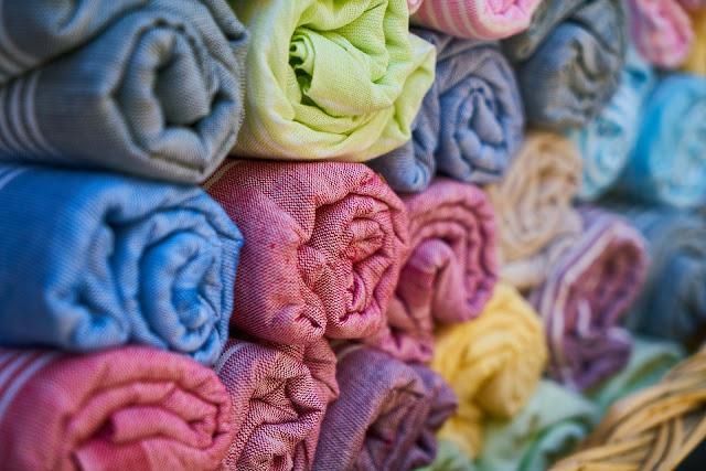 Ekologicznie na skalę przemysłową || czyściwo bawełniane
