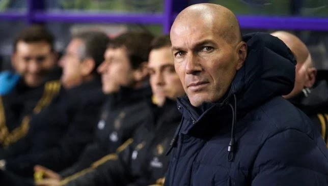 Zidane reveals his role in Nacho's goal against Valladolid