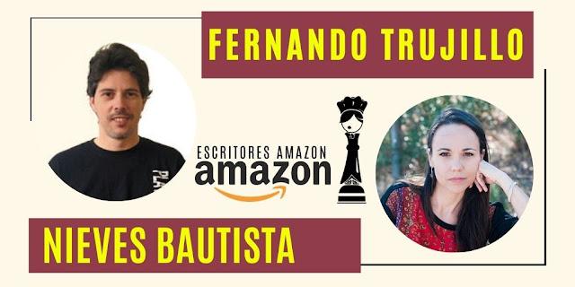 escritores amazon