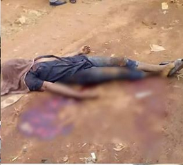 Policeman Attached To Okwelle Police Station In Imo State, Kills Tipper Conductor Over N100