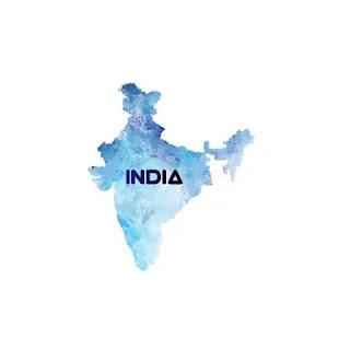 Geography of India Hindi