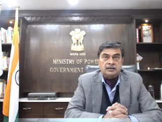 RK Singh Launched India's 1st CoE for Skill Development in Power Sector