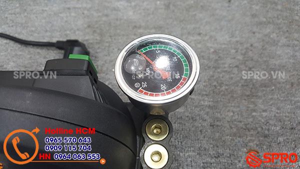 Đồng hồ đo áp máy rửa xe mini Tonyson V1
