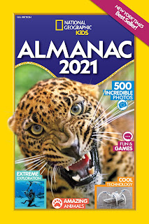 National Geographic Kids ALMANAC 2021