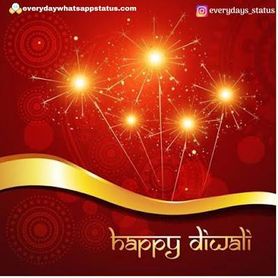 happy diwali message | Everyday Whatsapp Status | Unique 120+ Happy Diwali Wishing Images Photos