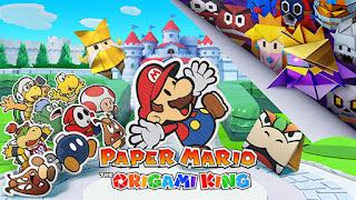 Paper Mario: The Origami King - Trailer de anúncio