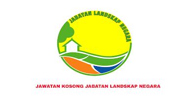 Jawatan Kosong Jabatan Landskap Negara 2019