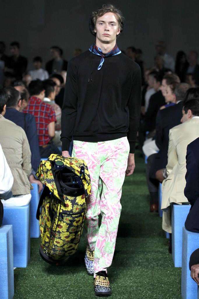 fb957f37c3d Purple Box  Prada Menswear S S 2012 Unlocking The Truth