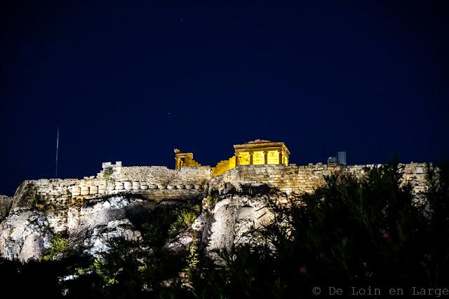 Acropole-Plaka-Athènes-Grèce