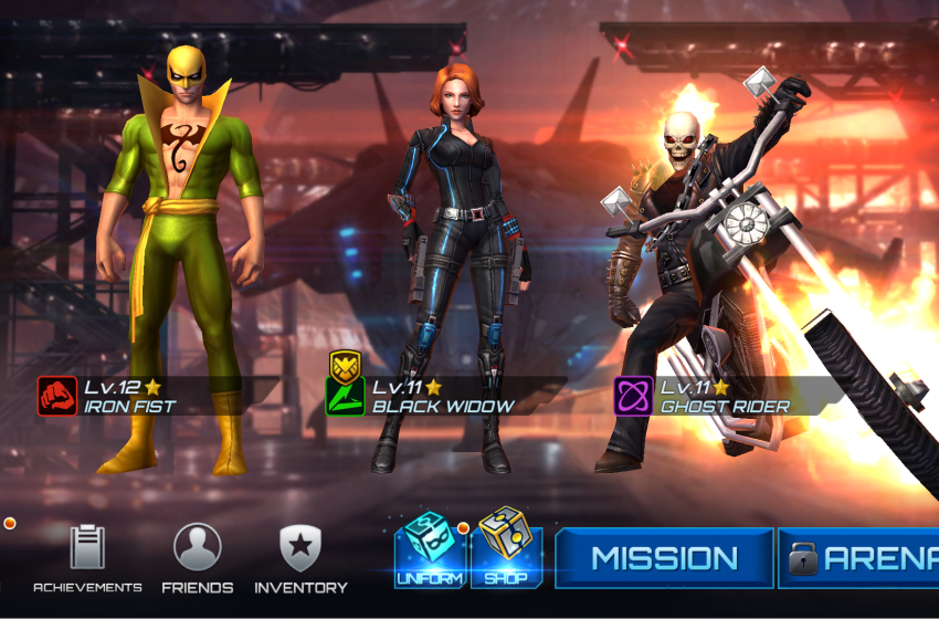 Marvel Future Fight Powers Its Way Into Android Top 10 | HOW