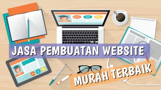 Jasa Pembuatan Website Murah Terlengkap di Indonesia