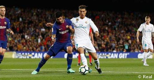 Barcelona vs Real Madrid 2-2 Highlights